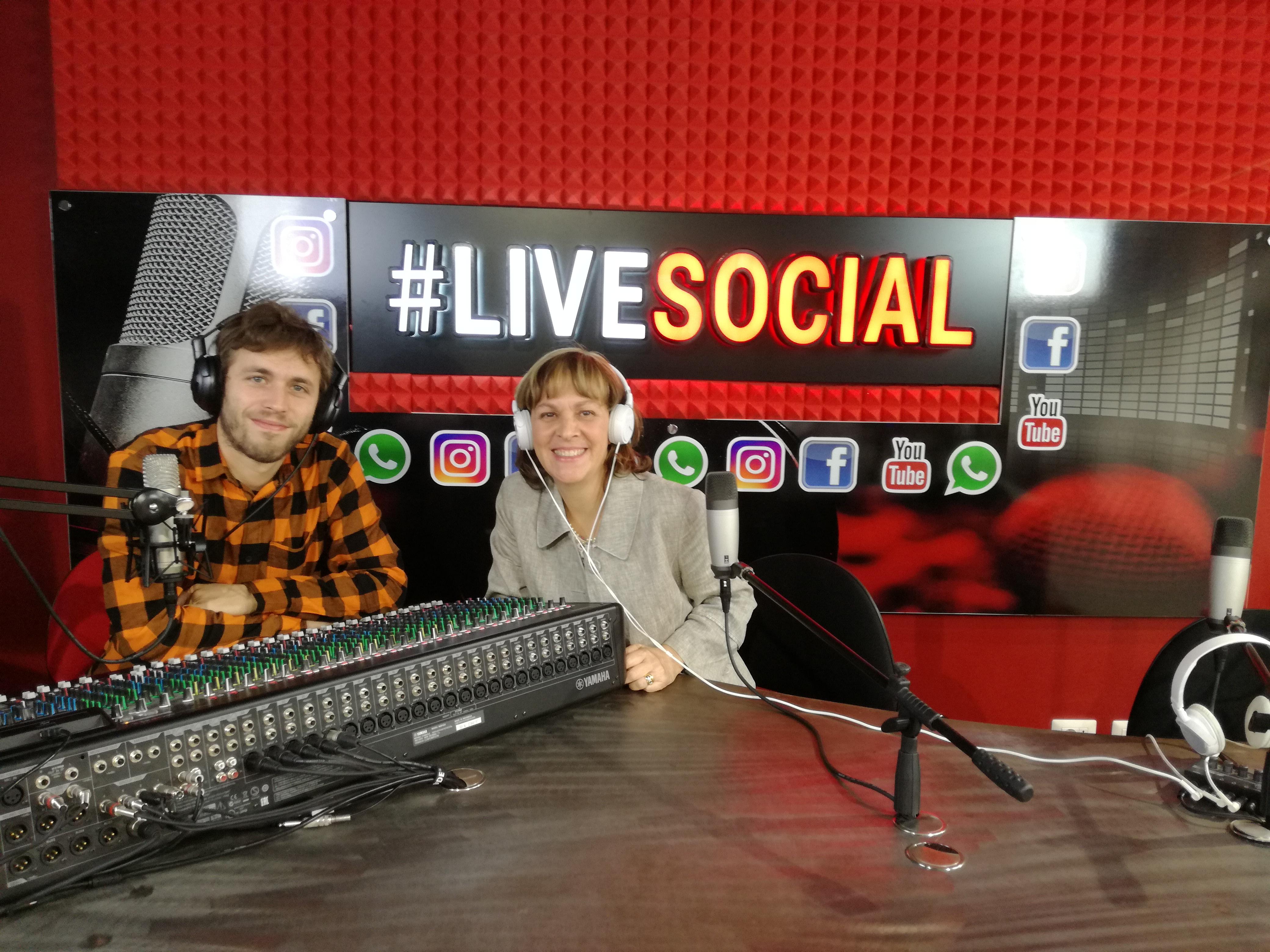 INTERVISTA DR.SSA TIZIANA LA ROCCA PER RADIO ROMA CAPITALE – DICEMBRE 2018