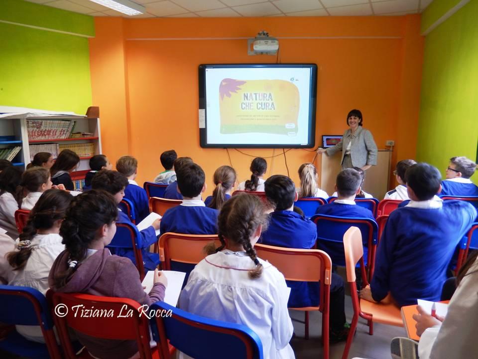 NATURA CHE CURA: Il medico racconta... Dr.ssa Tiziana La Rocca docente A.M.I.O.T.