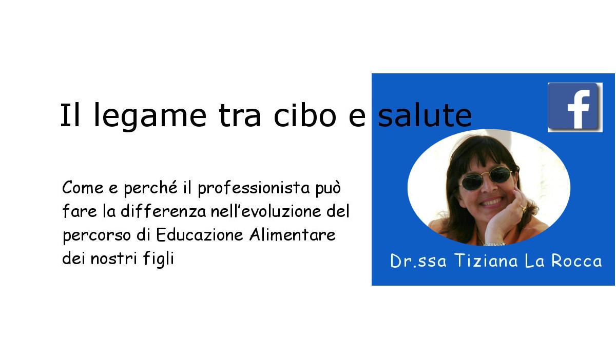 Tiziana La Rocca Progetto Educare